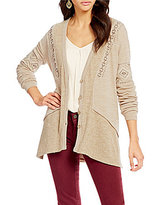 Miss Me V-Neck Button Cardigan