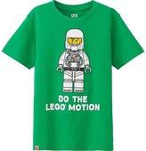 Uniqlo Boys LEGO(R) Graphic Tee