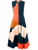 Roksanda Ilincic Celeste Abstract Dress