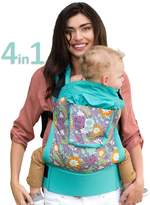 Lillebaby 4 in 1 ESSENTIALS Baby Carrier - Lily Pond