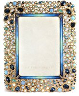"Jay Strongwater Javier Bejeweled Frame, 5"" x 7"""