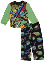 "Teenage Mutant Ninja Turtles Little Boys' ""Ninja Squad"" 2-Piece Pajamas"