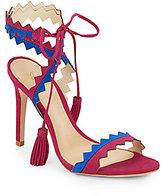 Schutz Margo Suede Sandals