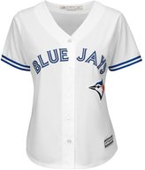 Majestic Toronto Blue Jays Lady's Cool Base Jersey Home (2X Large)