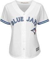 Majestic Toronto Blue Jays Lady's Cool Base Jersey Home