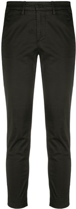 Dondup Cropped Mid-Rise Trousers