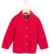 Burberry Girls' Lightweight Quilted Jacket