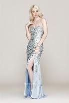 BG Haute - G3502 Dress in Light Blue