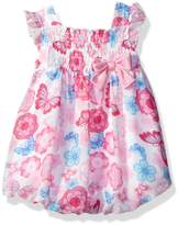 Bon Bebe Girls' 1 Piece Chiffon Sundress