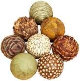 Kohl's Coastal Living Assorted Balls Vase Filler 8-piece Set