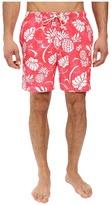 Tommy Bahama Naples Pina Floral Swim Trunks