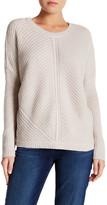 Velvet by Graham & Spencer Dolman Sleeve Scoop Neck Sweater
