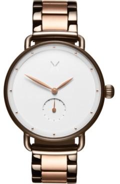 MVMT Women's Bloom Jaded Rose Two-Tone Stainless Steel Bracelet Watch 36mm