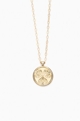 Jane Winchester Gold Joy Original Pendant