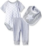 "Bon Bebe Baby Boys' ""Star Quality"" 3-Piece Outfit"