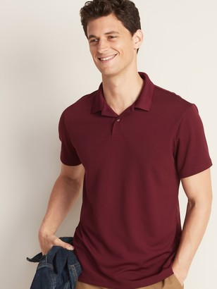 Old Navy Moisture-Wicking Tricot Uniform Polo for Men