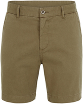 Oxford Henry Chino Shorts Taupe Taupe X
