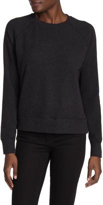 Vince Raglan Sleeve Bushed Knit Pullover