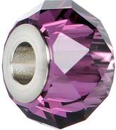 Body Candy Purple BeCharmed Briolette Created with Swarovski Crystals