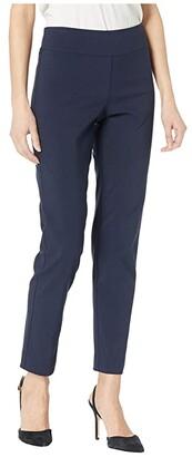 Krazy Larry Pull-On Ankle Pants (Black) Women's Dress Pants