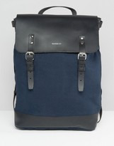 Sandqvist Hege Backpack In Navy