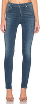 Citizens of Humanity SCULPT Rocket High Rise Skinny