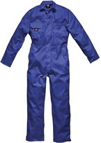Dickies Contract Stud Fastening Coverall - LR