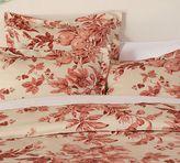 Lisette Pomegranate Duvet Cover & Sham