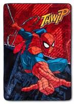 "Spiderman Burst Blanket (62""x90"")"
