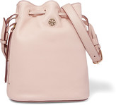 Tory Burch Brody textured-leather shoulder bag