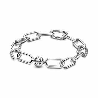 Pandora Me chain bracelet. 23 cm Silver