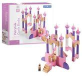 Guidecraft 62-Piece Fairytale Castle Blocks