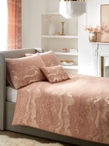 Thumbnail for your product : Michelle Keegan Home Luxe Marble Duvet Cover Set