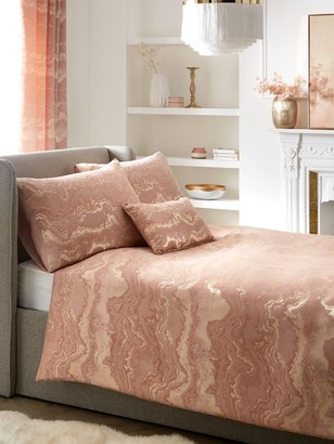 Michelle Keegan Home Luxe Marble Duvet Cover Set