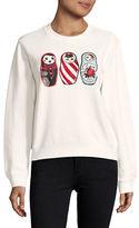 Mo & Co Logo Russian Doll Sweatshirt