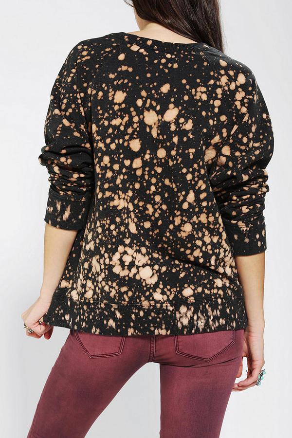 Silence & Noise Silence + Noise Quantum Leap Pullover Sweatshirt