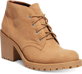 American Rag Reaghan Hiker Booties, Only at Macy's Women's Shoes