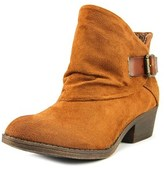 Blowfish Sill Women Round Toe Synthetic Bootie.
