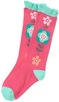 Gymboree Flower Knee Sock