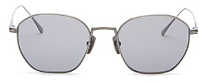 Persol Men's Polarized Square Sunglasses, 50mm