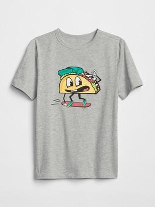 Gap Graphic Short Sleeve T-Shirt