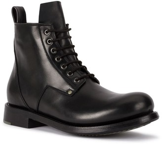 Rick Owens lace-up ankle boots