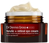 Dr. Dennis Gross Skincare Dr Dennis Gross Ferulic Retinol Eye Cream, 0.5 Ounce