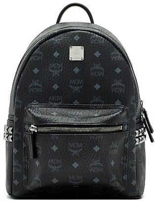MCM Small Stark Visetos Backpack