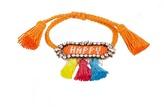 Shourouk Hippie Athna Happy bracelet