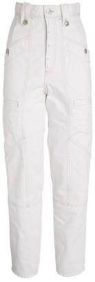 Etoile Isabel Marant Neko High-Rise Jeans
