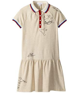 Burberry Cali N 2 BLY Dress (Little Kids/Big Kids)