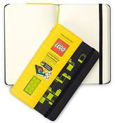 Moleskine NEW Lego Small Green Notebook with Plain Pages