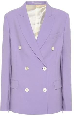 Golden Goose Misam virgin wool crêpe jacket
