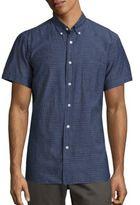 Billy Reid Tuscumbia Striped Shirt